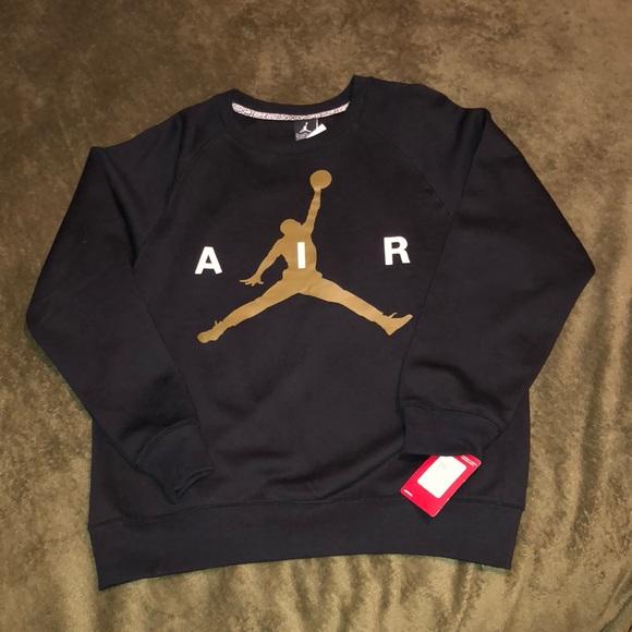 df8dc0cacfac53 Boys Jordan brand sweatshirt NWT